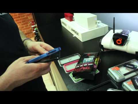 Видео как снять бампер с Айфона