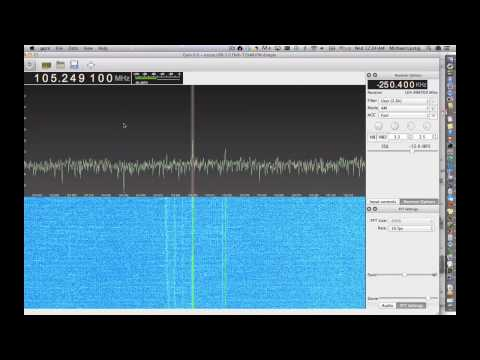 WWVB and AM reception with RTL-SDR and Ham-It-UP