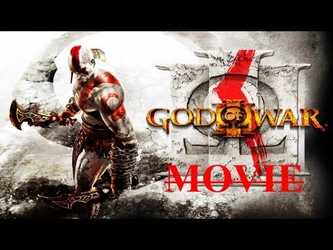 God Of War Iii: All Cutscenes  Full Movie video