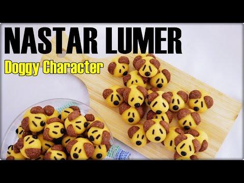 Membuat Nastar Lumer Bentuk Doggy Character | Re-uploaded Video