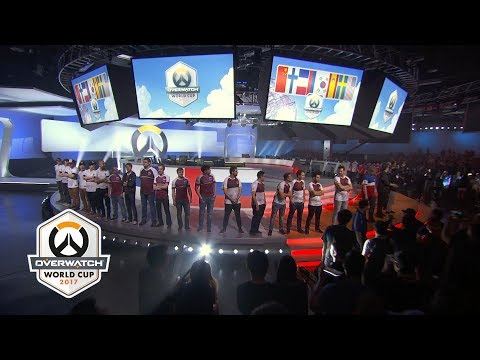 Overwatch World Cup 2016 Recap | Part 1
