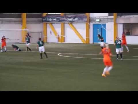 Hibernian 0-4 Glasgow City - SWF Scottish Cup Semi Final 2014 Highlights
