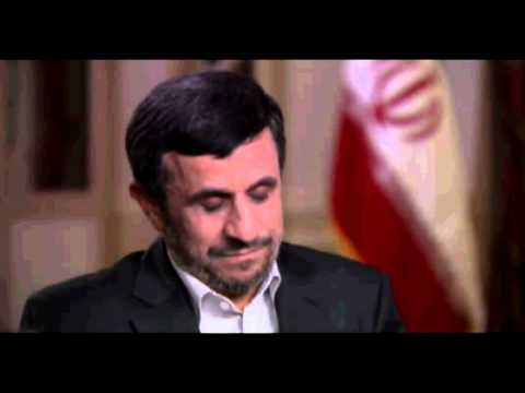 Ahmadinejad Addresses Red Line Threats Against Iran From The Zionist Regime, Israel