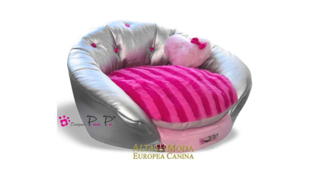 Camas para perros alta moda europea canina youtube - Ideas para cabezales de cama ...