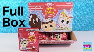 Yummy World Sweet & Savory Keychain Series Kidrobot Unboxing Review | PSToyReviews