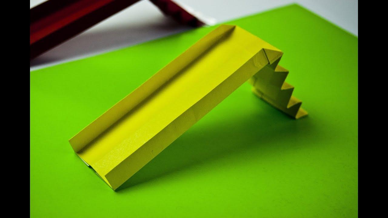 Как сделать из бумаги цветной бумаги телефон