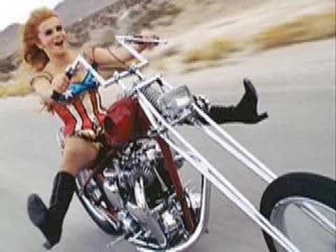 Shocking Blue - Harley Davidson