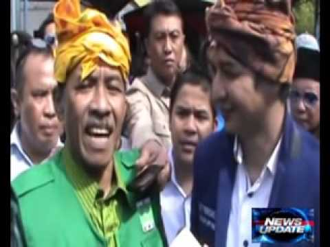 Hot News !! Pasha Ungu Nyalon Pilkada Kota Palu