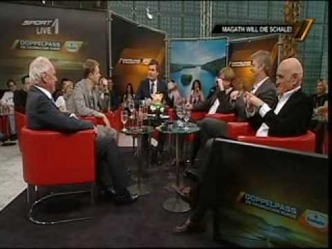 Felix Magath will die Meisterschaft mit Schalke , (Rummenigge dazu Nur schauen, nicht anfassen)
