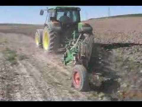 John Deere 6420 Series Tractors (Traktor) Video
