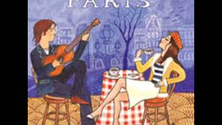 Paris Combo Lettre A P