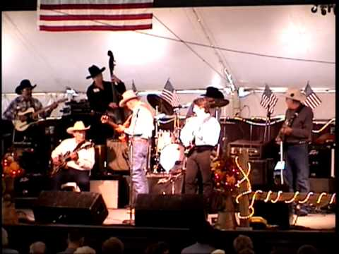 Tommy Allsup, Rick McRae, Bobby Flores, Billy Dozier, Chuck Cusimano SECRET LOVE 2008 RUIDOSO, NM