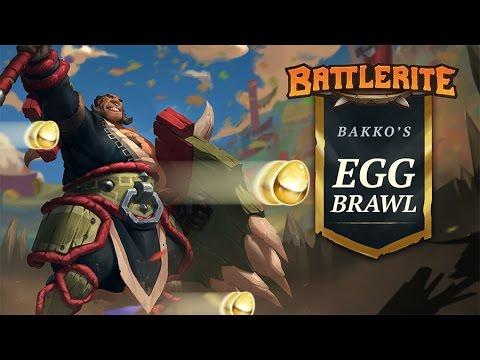 Weekend Game Mode: Bakko's Egg Brawl