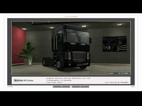 Euro Truck Simulator 2011 [Mac] Free 100% works