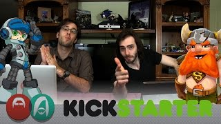 Is Kickstarter Bad? - In the Wulff Den with Will and Bob