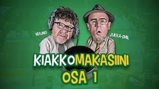 Lätkäehtoo: Kiakkomakasiini - Osa 1 (Mauno Ahonen & Jukka Emil Vanaja)