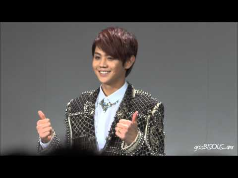130426 yoseop - Look At Me Now!!