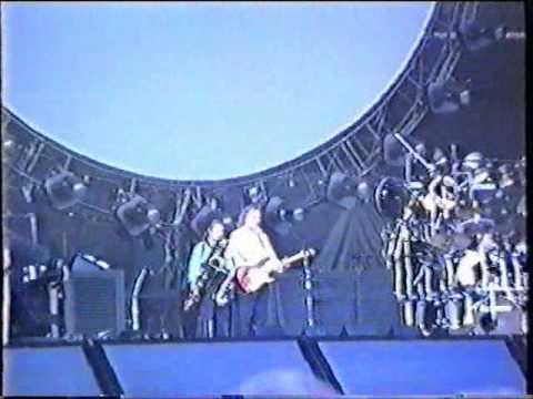 Pink Floyd shine on you crazy diamond live Nijmegen 1989