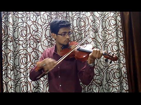 Humko Humise Chura lo (Mohabbatein) Violin Cover by Mayank Ladha...