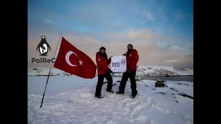 Türk Antarktik Araştırma Seferi 2016 - Turkish Antarctic Research Expedition 2016