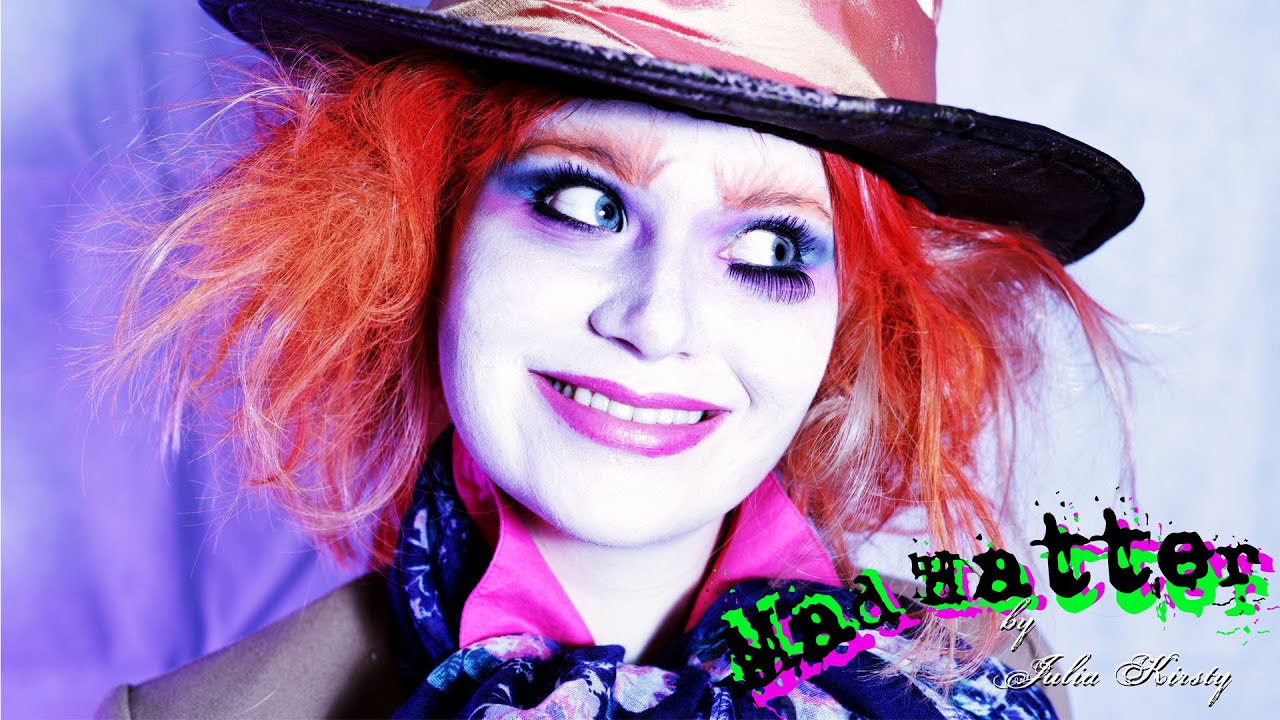 Hatter Inspired Make up