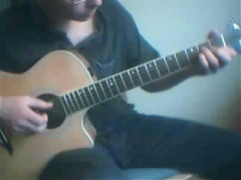 Adrian Legg - L'Amour Manque (Fingerstyle Guitar)