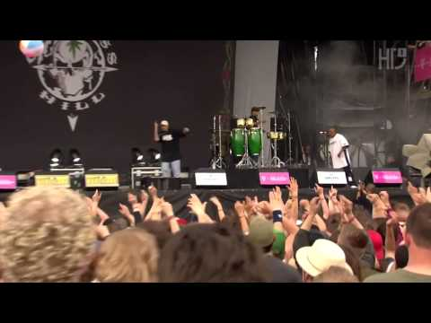 Cypress Hill - Lick A Shot Live