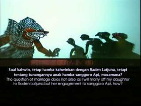 Wayang Kulit- Said Ore Gedebe (part 1) Salampantaitimur video