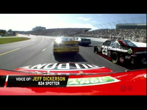 Kurt Busch goes off on Jamie Little