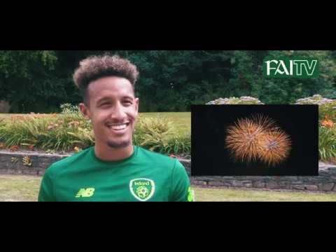 Callum Robinson | My Firsts