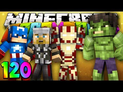 Minecraft Mods Crazy Craft 2.0 The Avengers