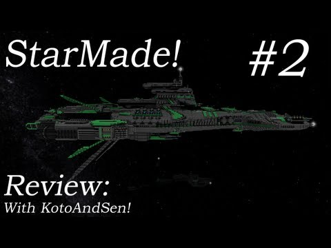 StarMade Review: Held-Tech Briggadier