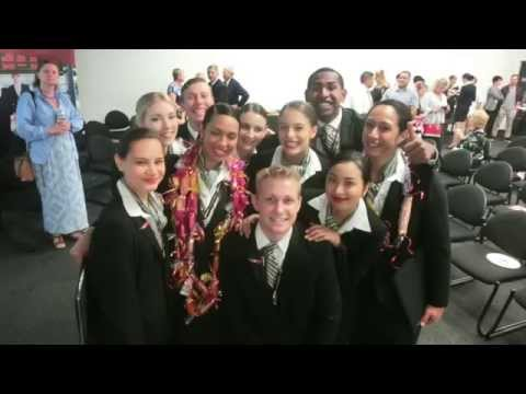 Aviation Australia CC74 | Flight Attendant Training School