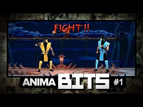 Mortal Kombat Real Life - animaBITS