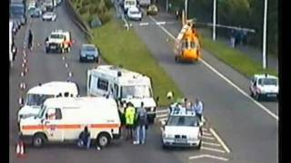A40 Accident Air Ambulance Northolt (1994)