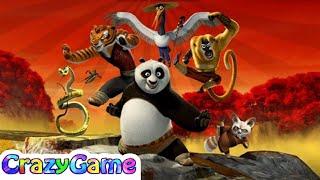 Kung Fu Panda 2008 Complete Game Movie 1 Hour - All Cutscenes