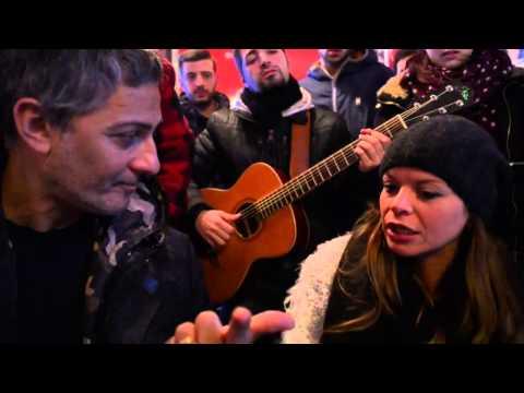 SPECIALE Alessandra Amoroso all'Edicola Fiore