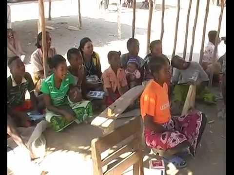 Literacy's method of Aide et Action International in Indian Ocean