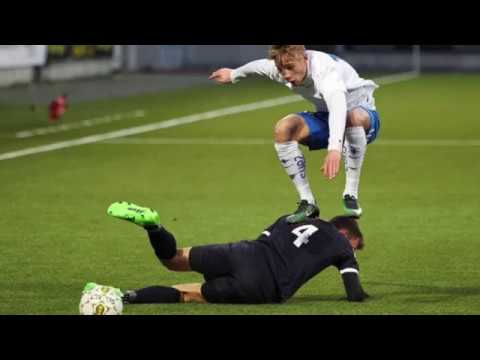 "Pontus Almqvist - IFK Norrkoping Highlights 2017 ""HD"""