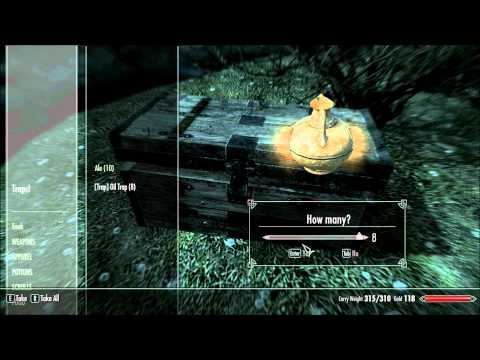 Deployable Traps : Skyrim Mod Reviews