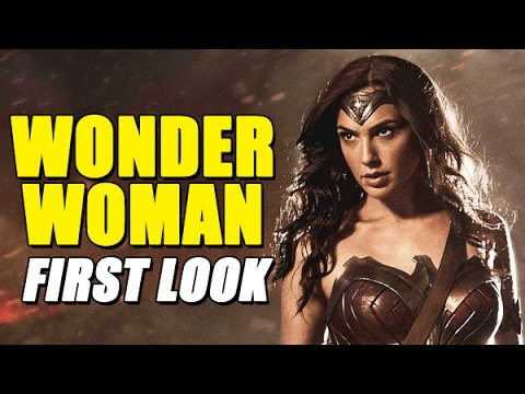 Batman v Superman: Dawn of Justice - Wonder Woman