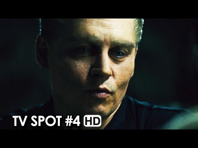 BLACK MASS ft. Johnny Depp TV Spot #4 (2015) - Crime Thriller [HD]