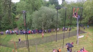Hargreaves from the air - GLNE / GLN Scout Activity Day