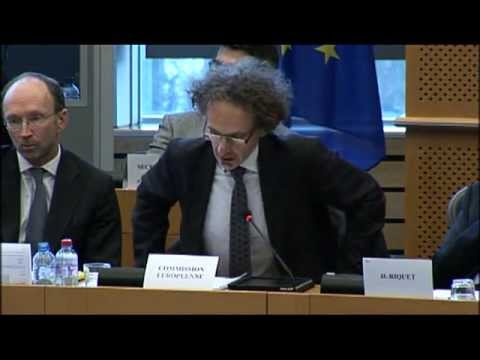 19.03.2013  EU Transport Committee Meeting