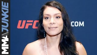 UFC on ESPN+ 13: Nicco Montano media day interview