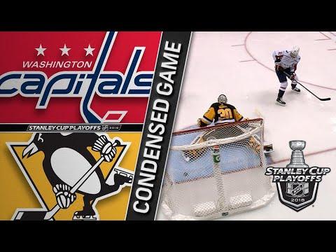 05/07/18 Second Round, Gm6: Capitals @ Penguins