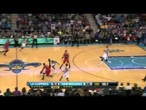 NBA CIRCLE - LA Clippers Vs New Orleans Hornets Highlights 27 March 2013 www.nbacircle.com