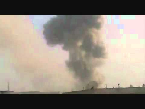"[10/5/2012] Damascus, Syria: Terrorist bombing, Kofi Annan's ""peace plan"" in motion"