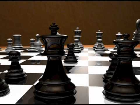 Bramson ORT College Student 3D Animation by Abdullah Abzaz_Chess Fight