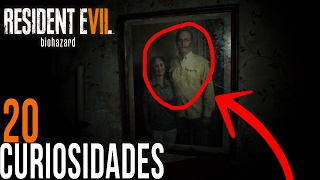 20 Curiosidades de Resident Evil 7 - Secretos, Easters Eggs, Referencias que no viste!
